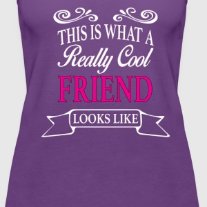 Friend - Women's Premium Tank Top