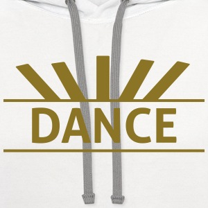 Dance (4) T-Shirts - Contrast Hoodie