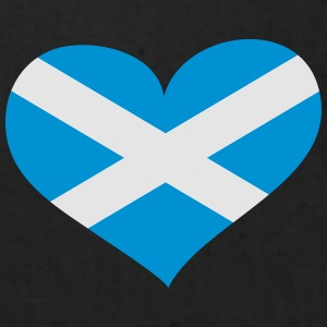 Scotland Heart; Love Scotland Sportswear - Eco-Friendly Cotton Tote