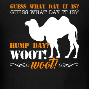 Hump Day Camel Shirts - Men's T-Shirt