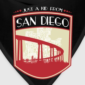 Kid from San Diego - It's where my story begins - Bandana