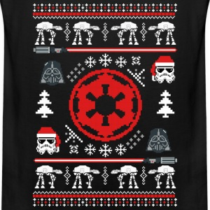 Christmas sweater for Galactic - Star Wars fan - Men's Premium Tank