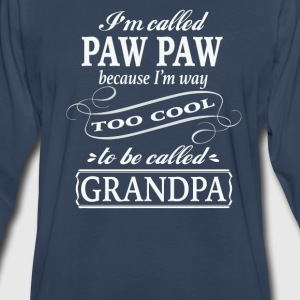 Paw Paw - Men's Premium Long Sleeve T-Shirt