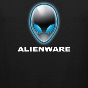 Alienware Logo Gaming Pc - Men's Premium Tank