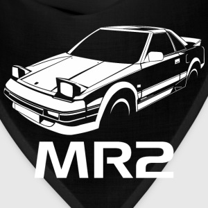 Toyota MR2 MK1 Sports Car Vintage - Bandana
