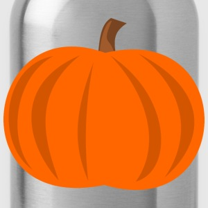 Plain Pumpkin - Water Bottle