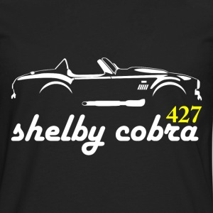 Shelby Cobra 427 Classic Car Vintage - Men's Premium Long Sleeve T-Shirt