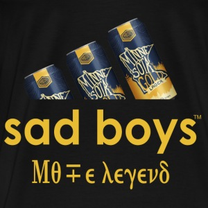 Sad Boys - Men's Premium T-Shirt