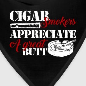 Cigar Smokers Shirt - Bandana