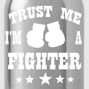 FIGHTER2.png T-Shirts - Water Bottle