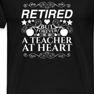 Retired Teacher - Men's Premium T-Shirt
