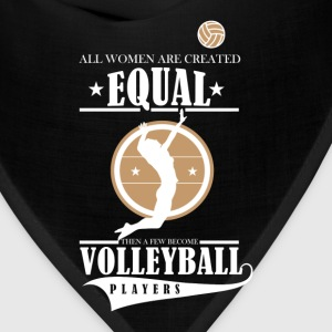 Volleyball players T-Shirts - Bandana
