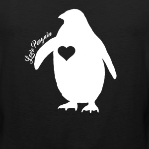 Penguin Shirt - Men's Premium Tank