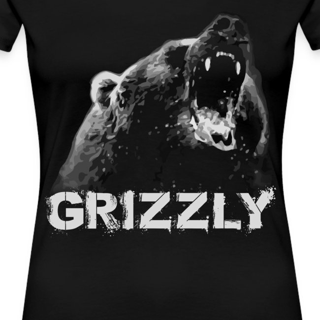 Grizzly Bear T-shirt