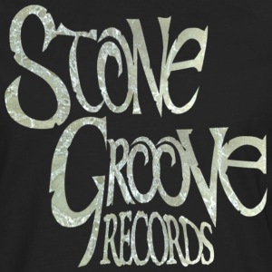 Stone Groove Records - Pinch Marble Logo (shirt) T-Shirts - Men's Premium Long Sleeve T-Shirt