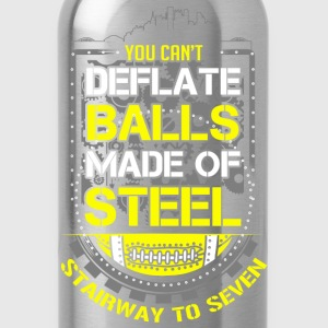 Balls made of steel - Stairway to seven - Water Bottle