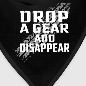 Motorcycle - Drop a gear and disappear - Bandana