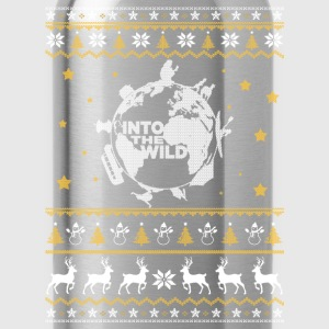 The wild - Into the wild awesome christmas sweater - Water Bottle