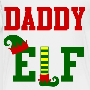daddy elf56265.png Kids' Shirts - Toddler Premium T-Shirt