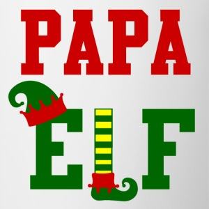 papa elf12.png Kids' Shirts - Coffee/Tea Mug
