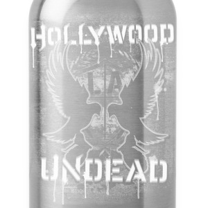 Water Bottle - Hollywood, Los Angeles, California, San Diego, West Coast, Movie, San Francisco, Actor, La, love, funny, Hollywood, , hollywood undead, hollywood, hollywood sign, hollywood star, ho
