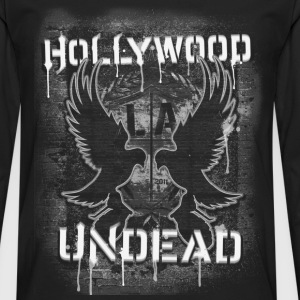 Men's Premium Long Sleeve T-Shirt - Hollywood, Los Angeles, California, San Diego, West Coast, Movie, San Francisco, Actor, La, love, funny, Hollywood, , hollywood undead, hollywood, hollywood sign, hollywood star, ho
