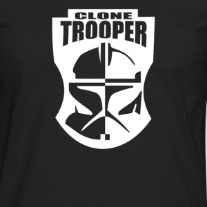 Clone Trooper - Men's Premium Long Sleeve T-Shirt