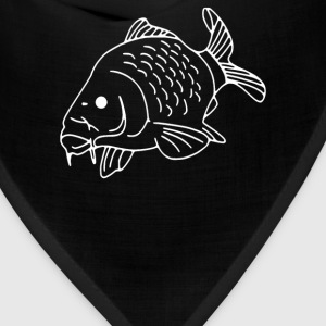 Carp Fish Fishing - Bandana