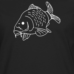 Carp Fish Fishing - Men's Premium Long Sleeve T-Shirt