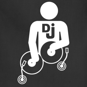 Dj Deejay Music Disco T658 - Adjustable Apron