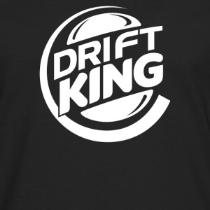 drift king - Men's Premium Long Sleeve T-Shirt