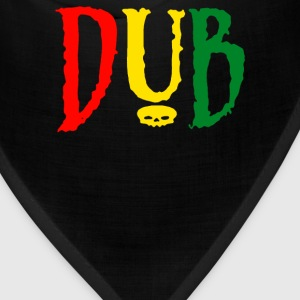 Dub Reggae Club Step Music Rasta Cool Retro - Bandana