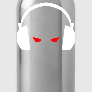 Evil Eye Headphone - Water Bottle