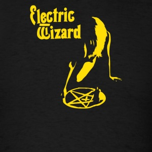 Electric Wizard Doom Stoner Psych Pentagram - Men's T-Shirt