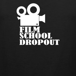 Film School Dropout - Men's Premium Tank