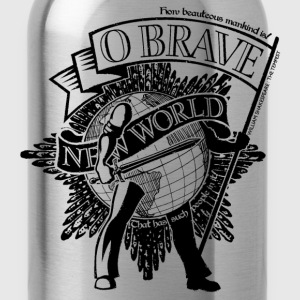 Brave New World - Water Bottle