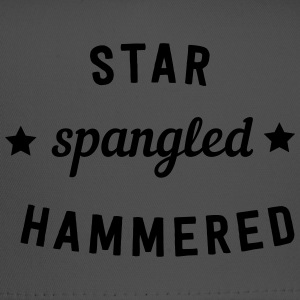 Star Spangled Hammered T-Shirts - Trucker Cap