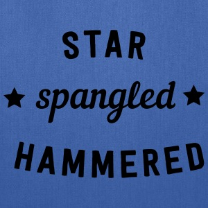 Star Spangled Hammered T-Shirts - Tote Bag