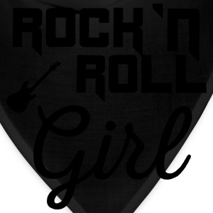 Rock n roll girl T-Shirts - Bandana
