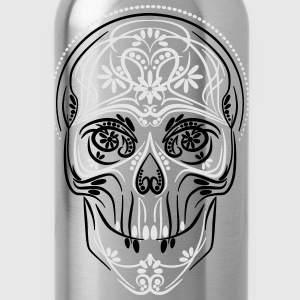 Blue scull - Water Bottle