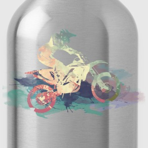Dirt Bike T-Shirts - Water Bottle