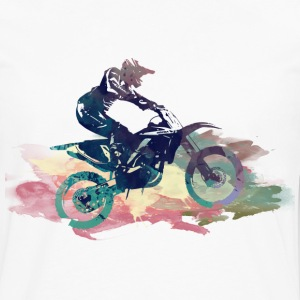 Dirt Bike T-Shirts - Men's Premium Long Sleeve T-Shirt