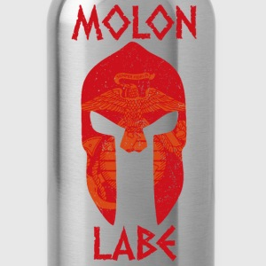 MOLON LABE -  Red - Water Bottle