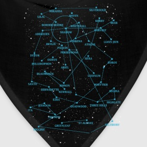 The verse map - T - shirt for verse lover - Bandana