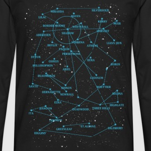 The verse map - T - shirt for verse lover - Men's Premium Long Sleeve T-Shirt