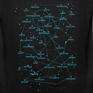 The verse map - T - shirt for verse lover - Men's Premium Tank
