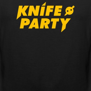 Knife Party Electro House 2 - Men's Premium Tank