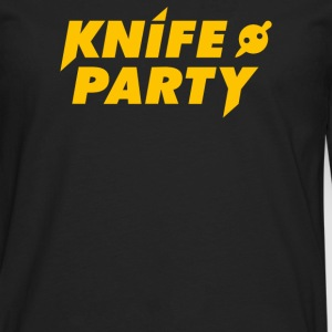 Knife Party Electro House 2 - Men's Premium Long Sleeve T-Shirt
