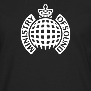 Ministry of Sound - Men's Premium Long Sleeve T-Shirt