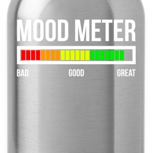 MOOD METER GREAT MOOD T-Shirts - Water Bottle